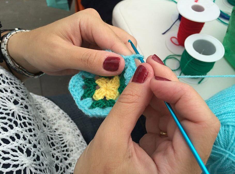 Building Community through Crafts