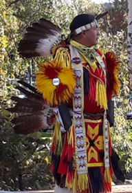 Volunteer for the Indigenous Peoples Day Project