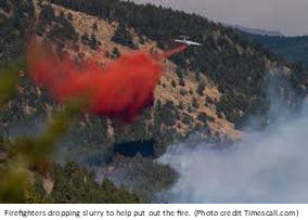 The Lefthand Canyon Fire and TBB